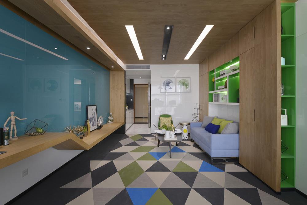 灵动空间 绿色办公