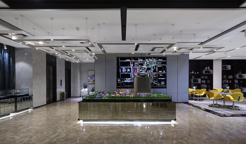 上海红土天阶售楼处